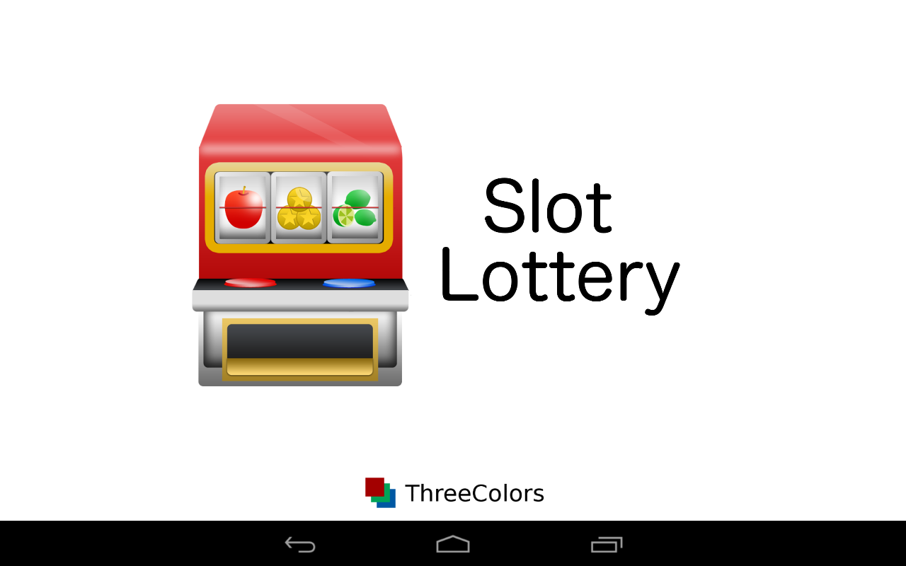 Slot Lottery- screenshot