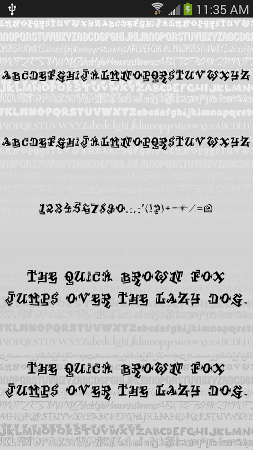 Cool Jazz Font Apk For Galaxy Y - seccrise