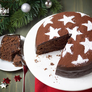 Mulled Wine and Chocolate Cake