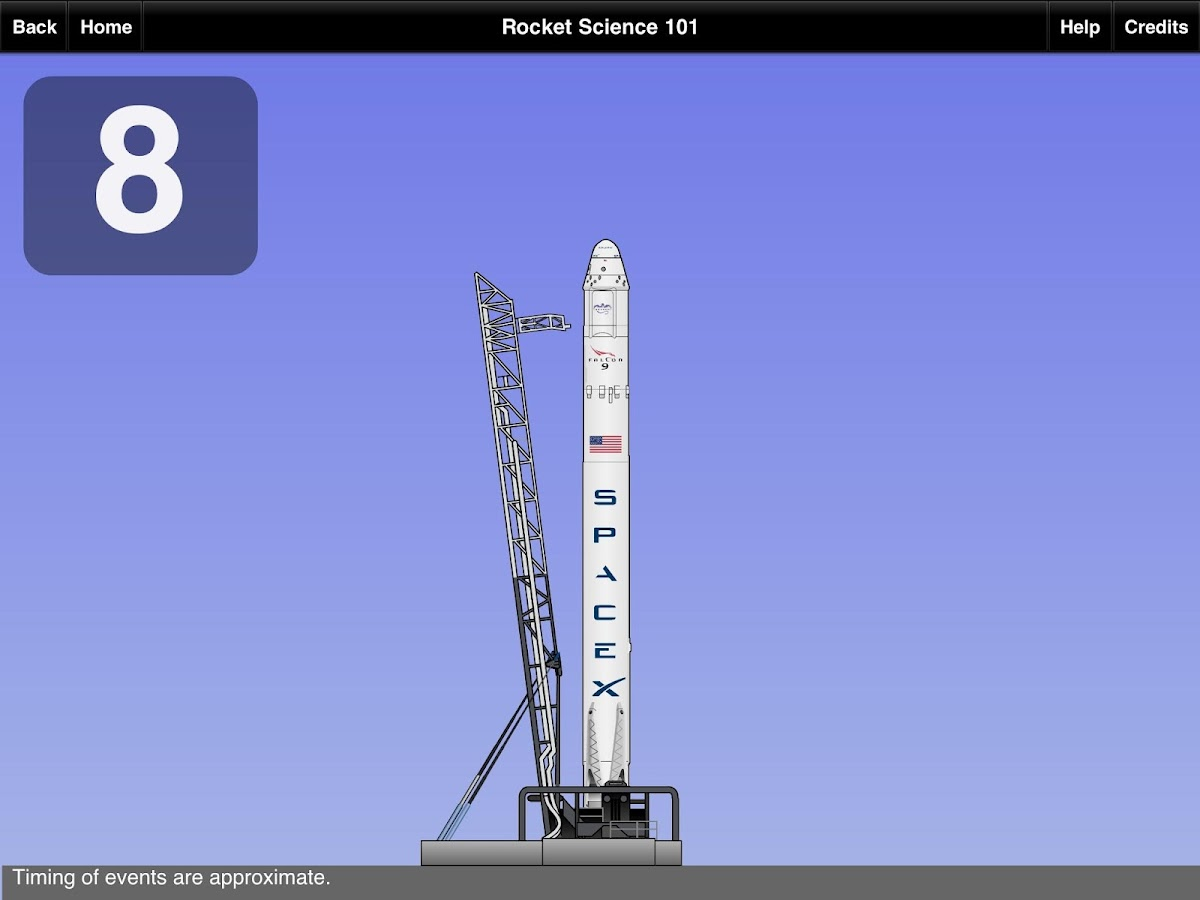 Rocket Science 101- screenshot