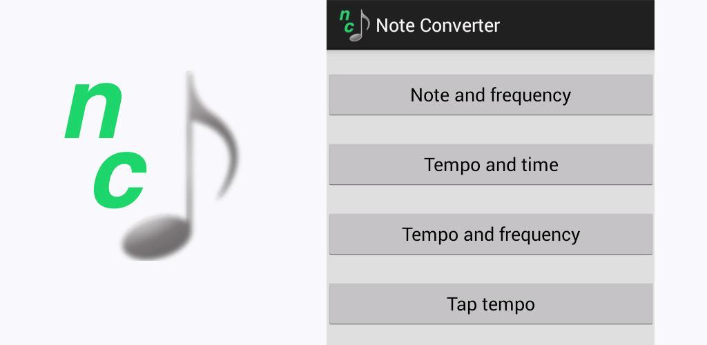 note conversion