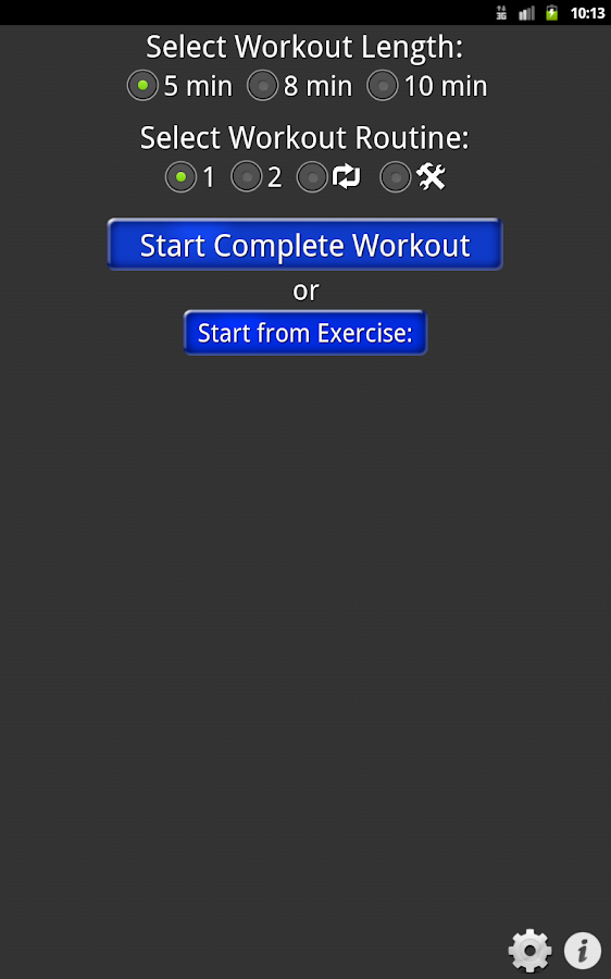 Daily Cardio Workout FREE - screenshot