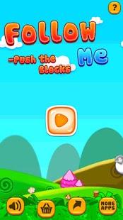 Follow Me - Push the blocks - náhled