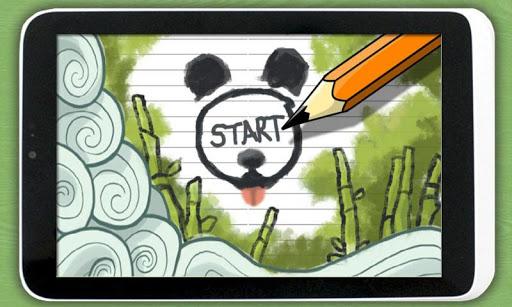 ペイントと何かを描く