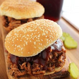 3-Ingredient Root Beer BBQ Pulled Pork.