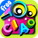 Wee Kids Wordsearch Free icon