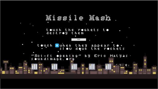 Missile Mash
