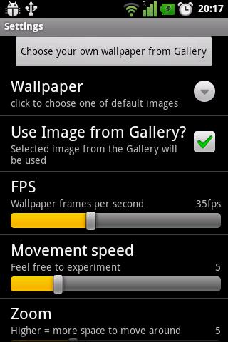 Deep3D Live Wallpaper 3d v1.3