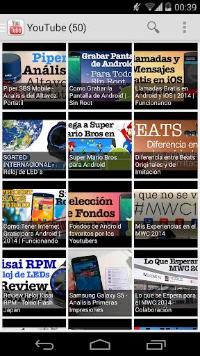 TuTecnoMundo - Android
