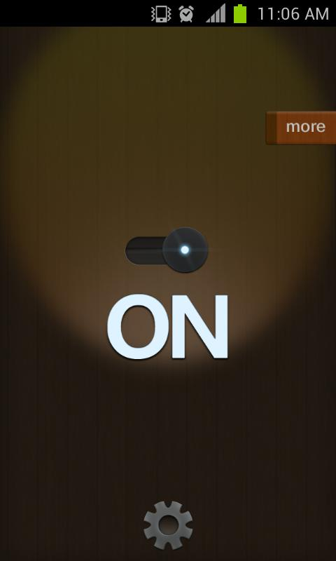 Flashlight Mini- screenshot