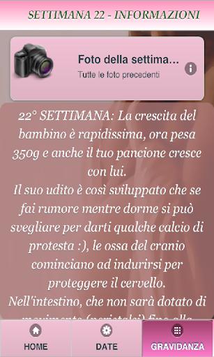 【免費醫療App】Gravidanza Mia - Free-APP點子