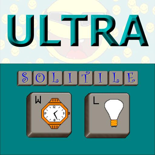 Solitile ULTRA LOGO-APP點子