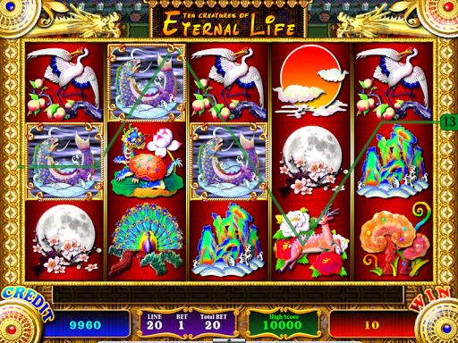 Slots - External Life