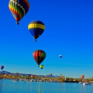 Hot Air Balloon Over River.jpg