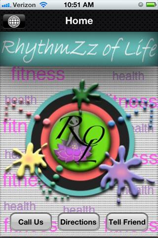 RhythmZz - screenshot