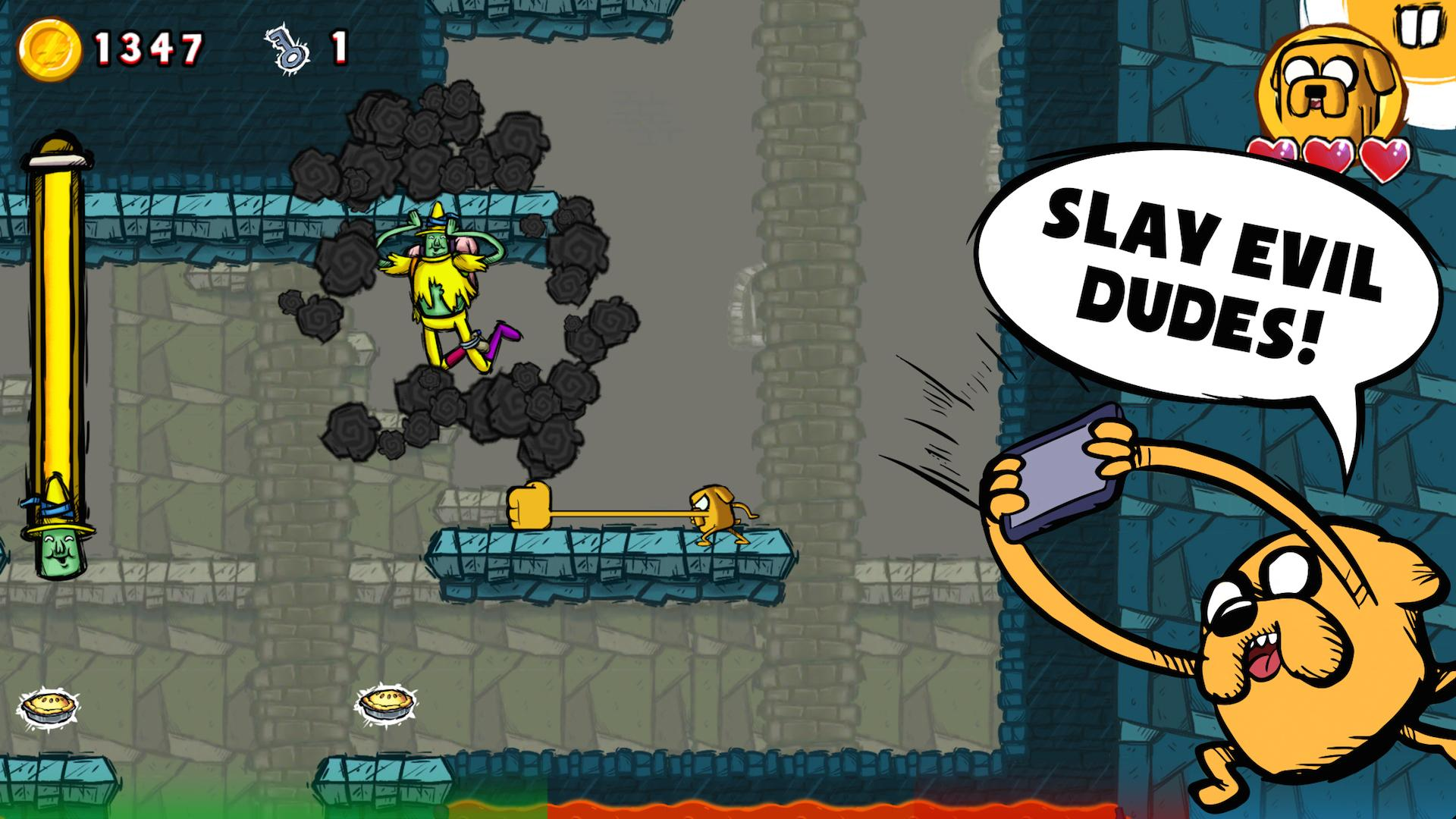 Adventure Time Game Wizard screenshot #3