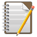 Abc Editor (Text Editor) icon