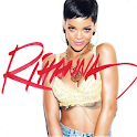 Rihanna Lyrics logo