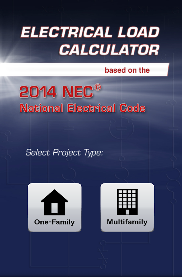 Electrical Load Calculator 39 14 Android Apps On Google Play