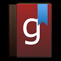 Goodreads Droid logo