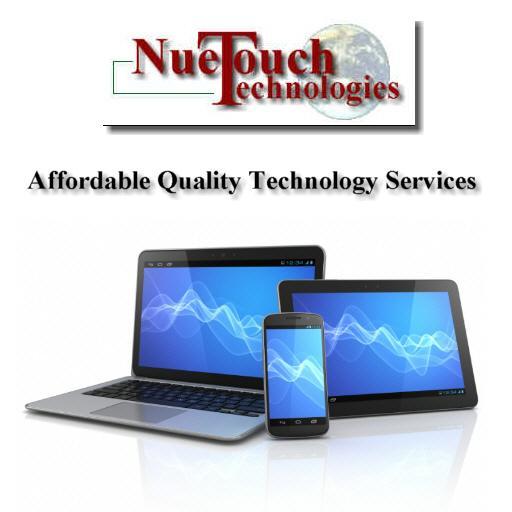 NueTouch Technologies LOGO-APP點子