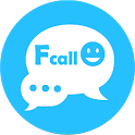 FCall: Facebook chat, call icon
