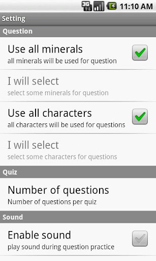 【免費教育App】Key: Minerals (Earth Science)-APP點子