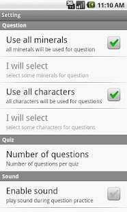 Key: Minerals (Earth Science) 教育 App-愛順發玩APP