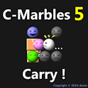 C-Marbles 5 [carry] logo