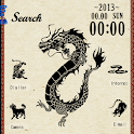 CUKI Theme Black Dragon logo