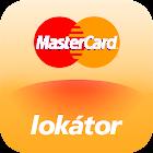 MasterCard lokátor icon