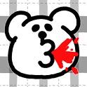 シュールな吐血ライブ壁紙 icon