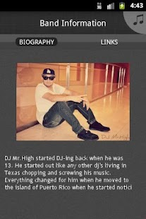 DJ Mr.High - screenshot thumbnail