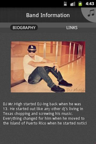 DJ Mr.High - screenshot