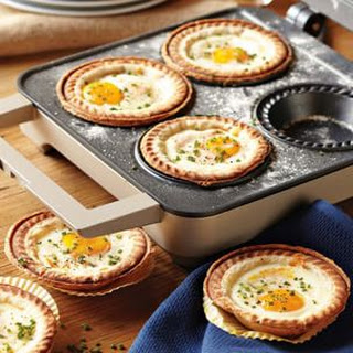 Sunny-Side Up Breakfast Pies