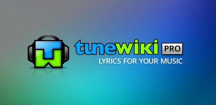 TuneWiki Pro apk