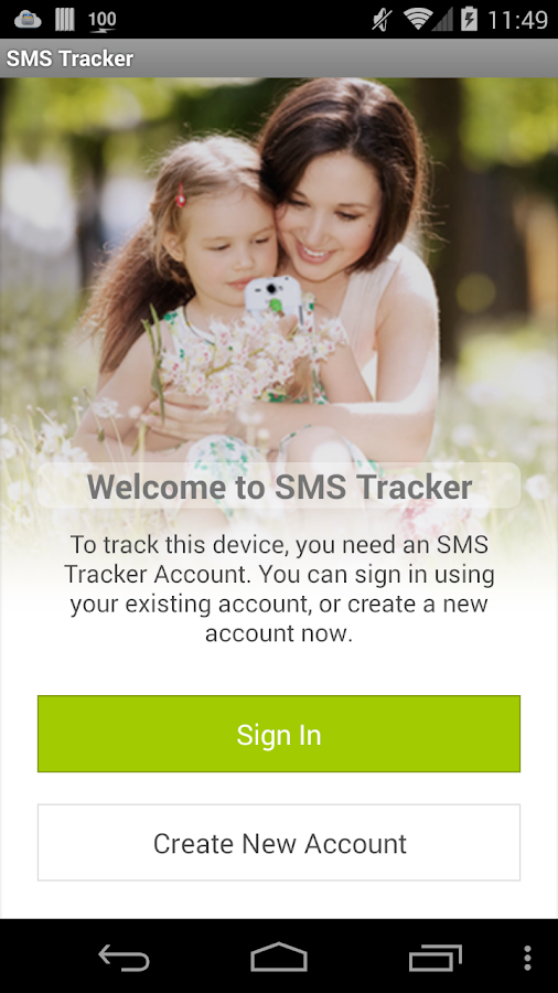 SMS Tracker - screenshot