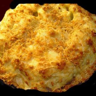Cheesy Cauliflower Casserole.
