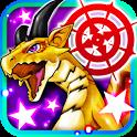 마법☆사격왕! [간단히 즐기는 마법 슈팅 게임] icon
