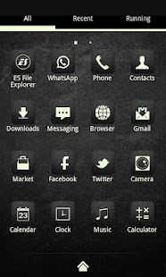 IMLD Theme GO Launcher EX - screenshot thumbnail