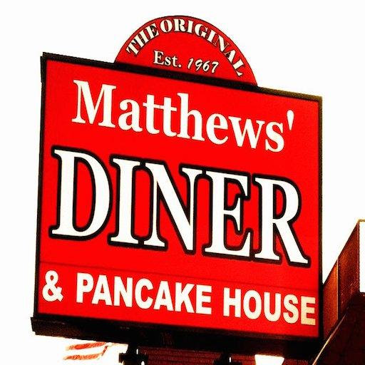 Matthews' Diner 商業 App LOGO-APP試玩