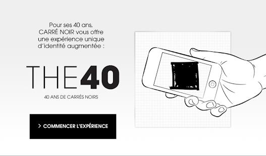 The 40 - Carré Noir - screenshot thumbnail