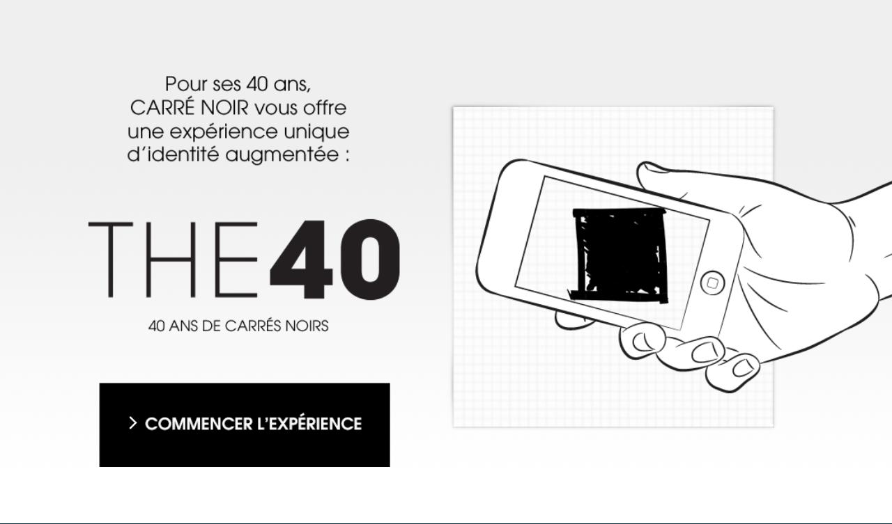 The 40 - Carré Noir - screenshot