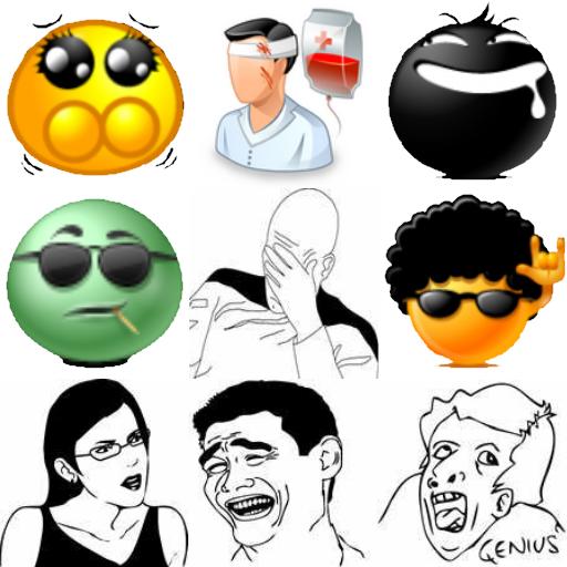 模因表情318+ 娛樂 App LOGO-硬是要APP
