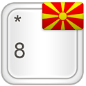 AnySoftKeyboard - Macedonian icon