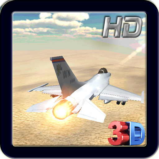 模擬App|F16 War : Best Aircraft Game LOGO-3C達人阿輝的APP