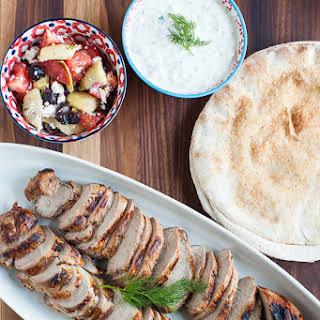 Greek Pork Tenderloin Recipes.