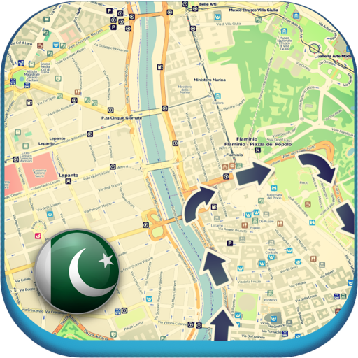 Pakistan offline map weather apps on google play gumiabroncs Images