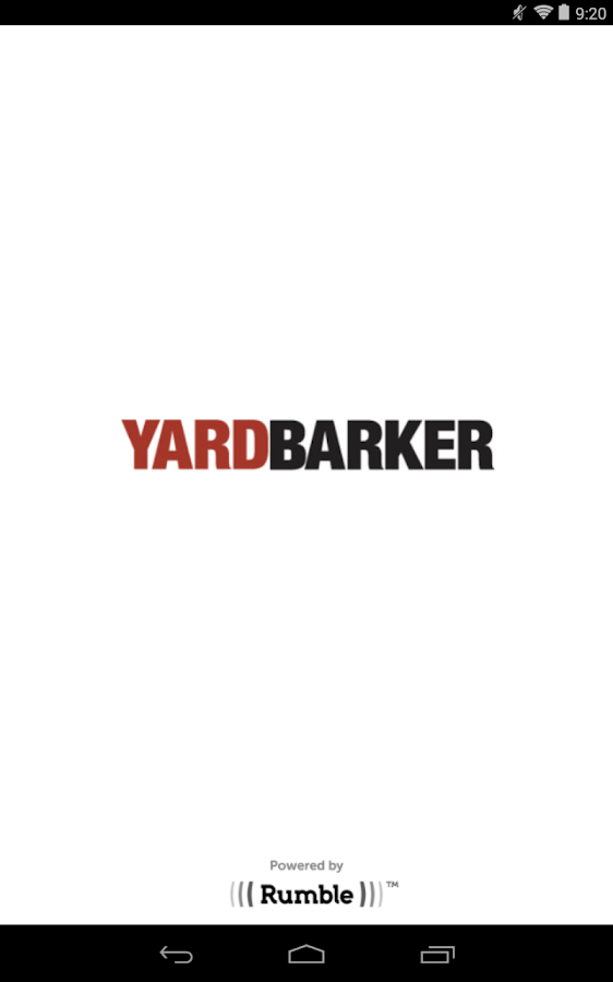 Yardbarker- screenshot