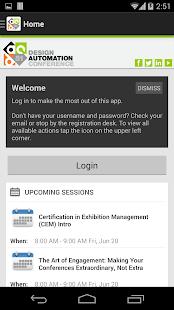 Design Automation Conference - screenshot thumbnail
